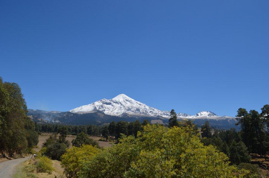 Panorámica Pico de Orizaba