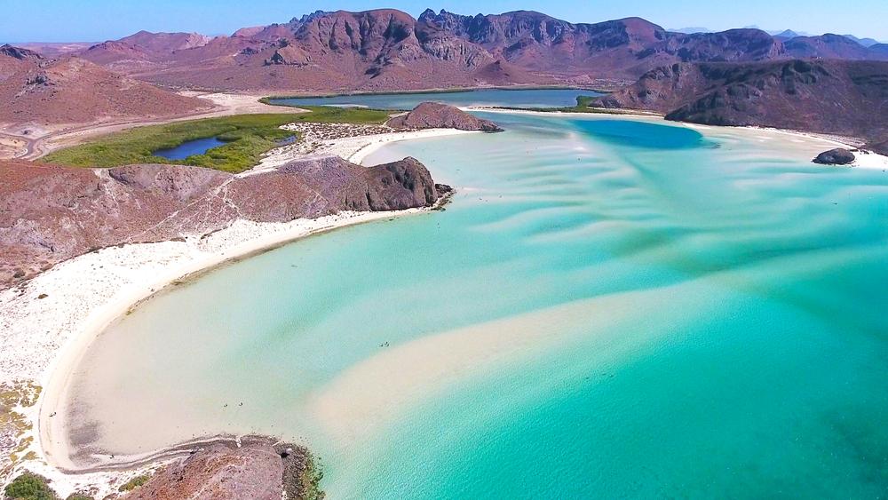 Dónde está Playa Balandra? Una de las mejores playas de México - Journey