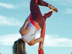 Lesiones danza aérea 1