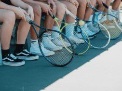 Lesiones en tenis