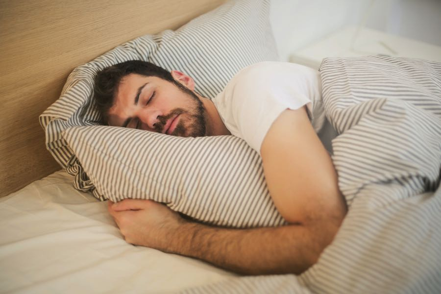 La importancia de dormir bien.