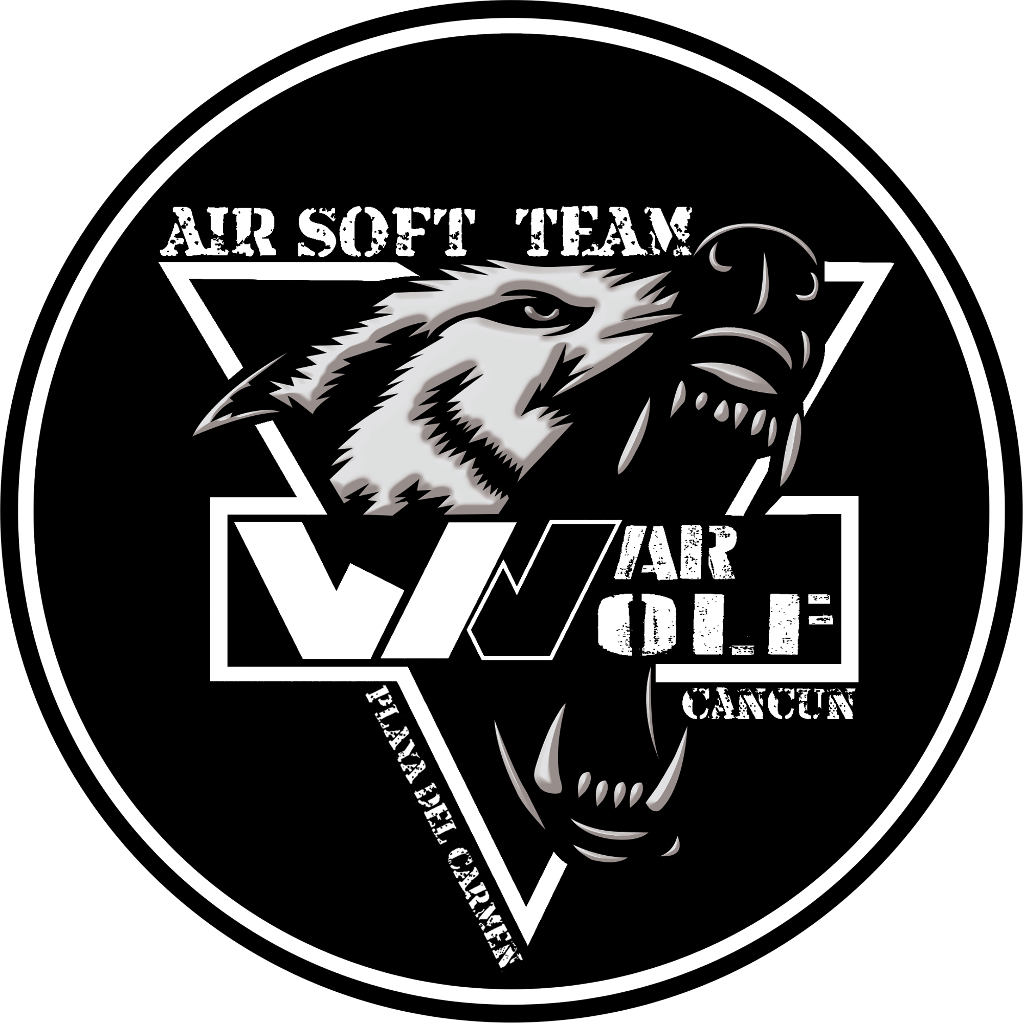 WarWolf Airsoft Team Playa del Carmen Cancun  cover profesional de  en Cancún